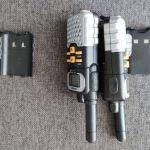 WALKIE TALKIE BRONDI FX-200 TWIN
