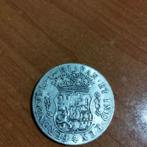 8 Reales 1741.Αντιγραφο