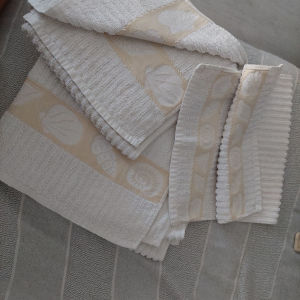 σετ πετσετες