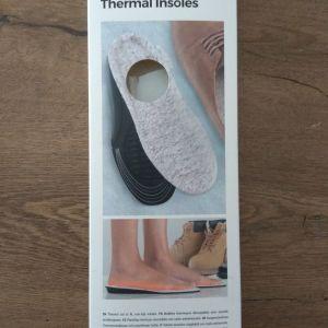 Θερμικές αντιολισθητικές σόλες που κόβονται InnovaGoods