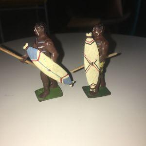 2 Ζουλου ΠΑΛ όχι Αθηνά - στρατιωτακια