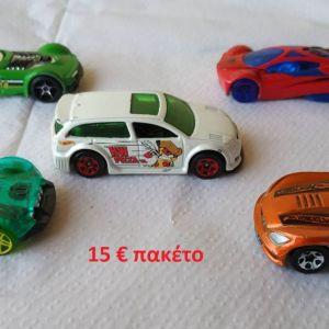 Αυτοκινητάκια Hotweels