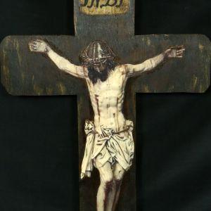 Ξύλινος χειροποίητος σταυρός