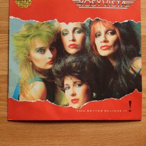 Rosy Vista - You Better Believe It (1985, Noise, Germany)