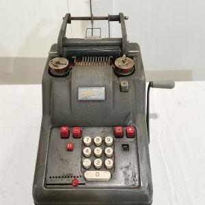Αριθμομηχανή εποχής 1960 (λειτουργική)