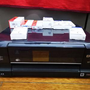 Πολυμηχάνημα Epson Xp 600 ΜΕ ΒΛΑΒΗ