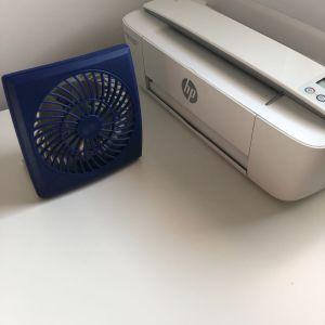 Ανεμιστήρας mini Γραφείου 14w διάμετρος 10εκ. Διακόπτης On/Off