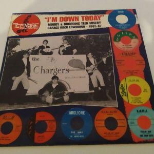 Various I'm Down Today VINYL LP Garage Rock 60's
