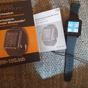 Smartwatch callstell