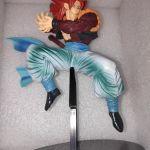 Σπανια Συλλεκτικη Φιγουρα Dragonball Songoku Super Saiyan 3