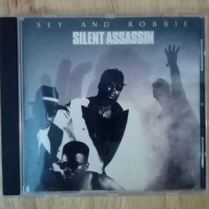 Sly & Robbie - Silent Assassin (CD, Album)