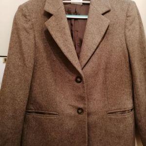 Μάλλινο ακριβό γυναικείο σακάκι Ferre L νούμερο.