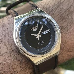 Ανδρικό vintage ρολόι Seiko 5 Miura