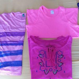 Μπλουζάκια για κορίτσια 9-12χρονών