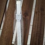 Ρολόι χειρός, χρώματος λευκό, καινούργιο