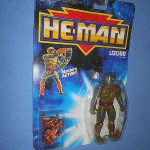 HE-MAN LIZORR