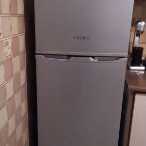 Ψυγείο inox δίπορτο
