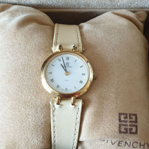 Vintage GIVENCHY Ladies Watch  Επώνυμο Αυθεντικο γυναικείο ρολόι μπαταρίας