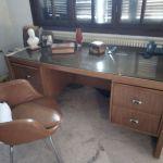 Γραφείο απο μασίφ ξύλο