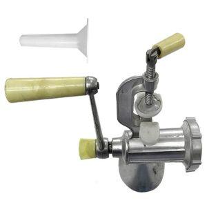 Μηχανή Κιμά Χειροκίνητη με Εξάρτημα για Λουκάνικα Νο5 24x22x18cm