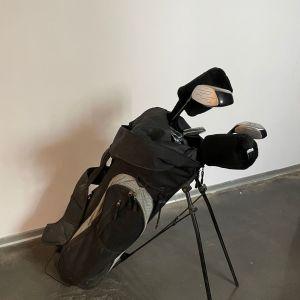 Σετ μπαστούνια golf Regal με τσάντα μεταφοράς