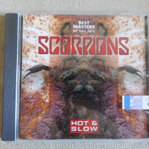 CD SCORPIONS - Best Masters of the 70s