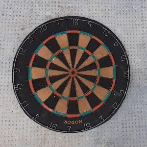 Nodor dartboard vintage