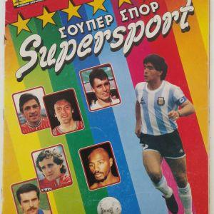 Αλπμουμ PANINI Soupersport  1986-87