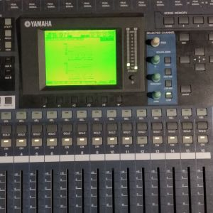 Yamaha 01V ψηφιακή κονσολα