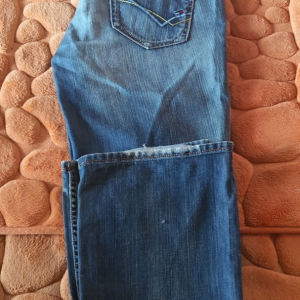 Tommy Hilfiger λεπτό καλοκαιρινό τζιν classic bootcut size 27