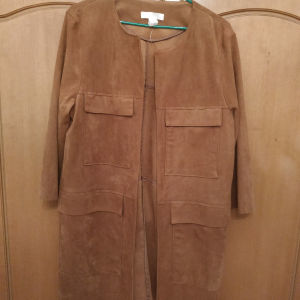 h+m jacket τύπου καστορινο