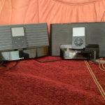 Ραδιόφωνα με σταθμό αναπαραγωγής για iPod και iPhone