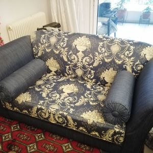 Σετ σαλονιού με 2 καναπέδες ένας τριθεσιος και ένας διθέσιος