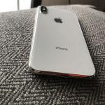 iPhone X 64gb silver ΣΑΝ ΚΑΙΝΟΥΡΓΙΟ.100% υγεια μπαταριας