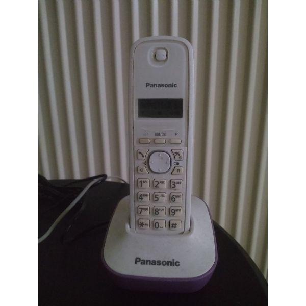 asirmato tilefono Panasonic