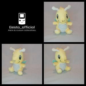 Pokemon συλλεκτικό κουκλάκι Dragonite