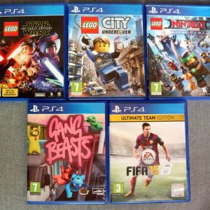 10 PS4 Games