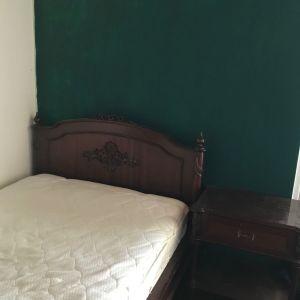 Κρεβάτι ξύλινο μονό