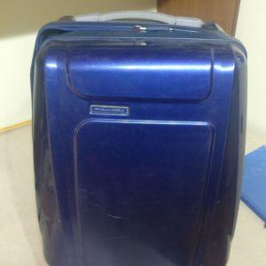 Βαλίτσα Piquadro Μπλε