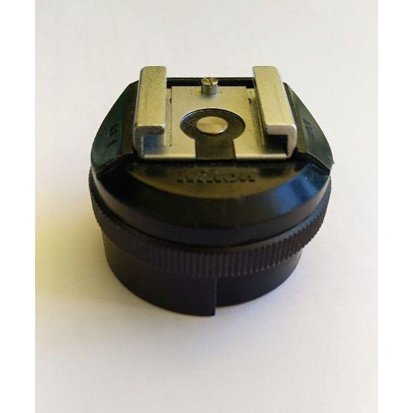 Nikon prosarmogeas flas AS-1 gia michani Nikon F2