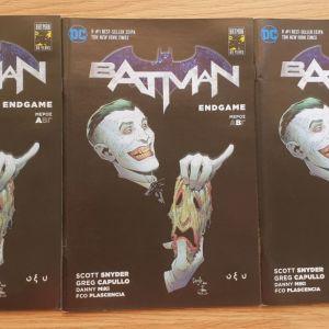 Batman - Endgame (Τόμοι Α' + Β' + Γ') Scott Snyder