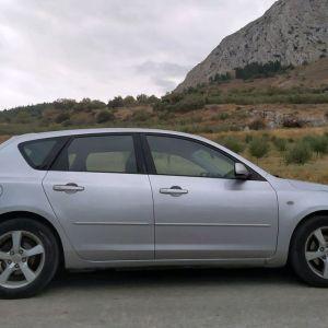 Mazda 3, κυβικά 1600, του 2006, τιμή συζητήσιμη