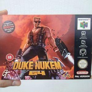 Duke Nukem 64 [Nintendo 64]