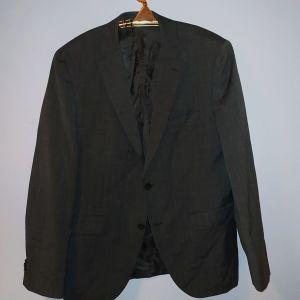 Hugo Boss blazer καφέ σκούρο