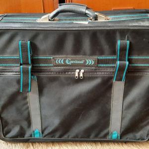2 βαλίτσες ταξειδίου