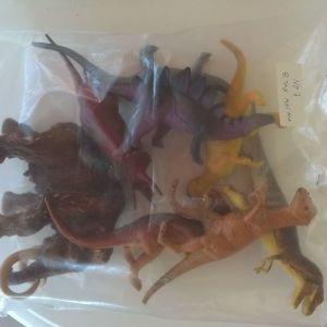 φιγουρες δεινοσαυροι 3
