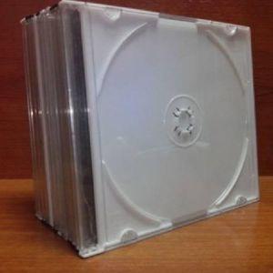 Θήκες CD-DVD Πλαστικές