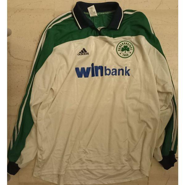 panathinaikos fanela 2000-01