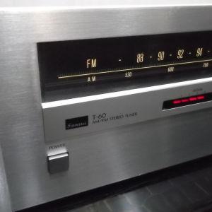 Tuner/Ραδιοφωνο SANSUI T-60