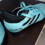adidas Παιδικά Ποδοσφαιρικά Παπούτσια Predator 19.4